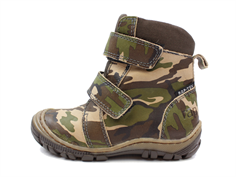 Arauto RAP winter boot army with velcro and TEX