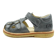 Arauto RAP sandal gray with buckles and velcro
