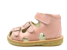 Arauto RAP sandal eco pink with buckles and velcro