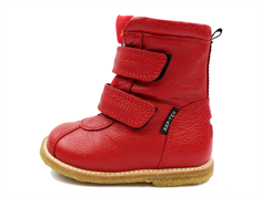 Arauto RAP winter boot red with velcro and TEX