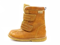 Arauto RAP winter boot yellow with TEX