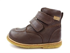 Arauto RAP winter boot dark brown with velcro and TEX