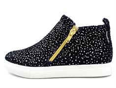 Bundgaard Aya winter sneaker velvet glitter with TEX