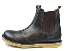 Bisgaard ancle boot gold