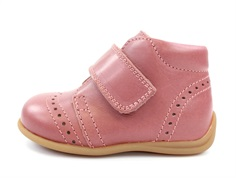 Bisgaard toddler shoe pink with velcro