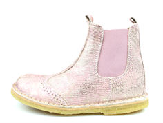 Bisgaard ancle boot rose with elastic