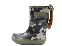 Bisgaard rubber boot camouflage