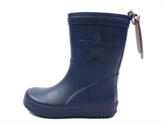 Bisgaard star rubber boot blue