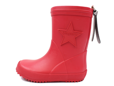 Bisgaard rubber boot star red