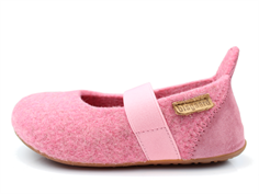 Bisgaard slippers pink with elastic