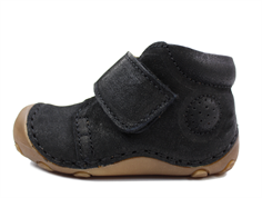 Bisgaard prewalker black with velcro