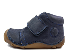 Bisgaard prewalker blue with velcro