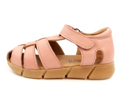 Bisgaard sandals rose with velcro