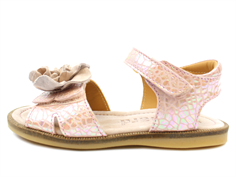 Bisgaard sandals shell with flower