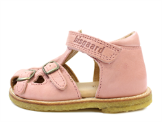 Bisgaard sandals rose with buckles