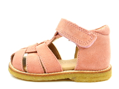 Bisgaard sandal peach with velcro