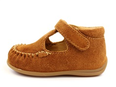 Bisgaard shoes camel suede