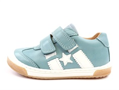 Bisgaard shoes mint with star and stripes