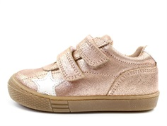 Bisgaard shoes rose gold with star