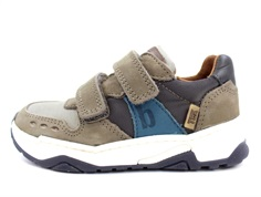 Bisgaard sneaker gray with TEX