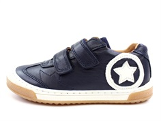 Bisgaard shoes navy with star