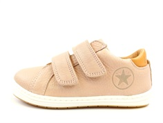 Bisgaard shoes gold with star