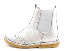 Bisgaard ancle boot silver