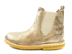 Bisgaard ancle boot stone metallic elastic