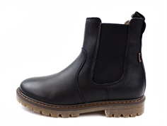 Bisgaard winter ancle boots black with TEX