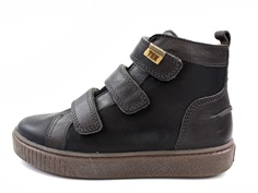 Bisgaard winter sneakers black with velcro and TEX
