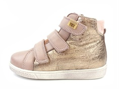 Bisgaard winter sneakers iron with velcro and TEX
