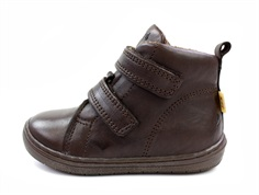 Bisgaard brown winter shoes with velcro and TEX