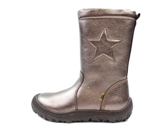 Bisgaard winter boot stone grain with TEX