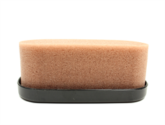 Woly rubber boot care sponge