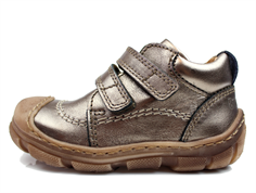 Bundgaard Kean shoes bronze with velcro
