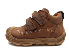 Bundgaard Kean shoes brown with velcro