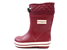 Bundgaard winter rubber boot bordeaux sailor