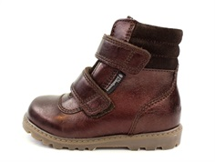 Bundgaard winter boot Tokker brown metallic with TEX