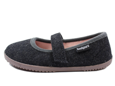 Bundgaard Happy slippers dark gray