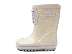Bundgaard rubber boot gold glitter
