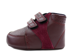 Bundgaard Prewalker burgundy with velcro