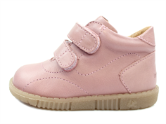 Bundgaard Ruby shoes old rose with velcro
