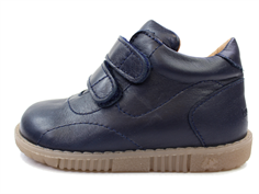 Bundgaard Ruby shoes navy with velcro