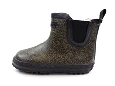 Bundgaard winter rubber boots short black cloud glitter
