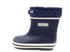 Bundgaard winter rubber boot short navy sailor