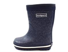 Bundgaard winter rubber boot night sky glitter