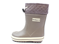 Bundgaard winter rubber boot gray sailor