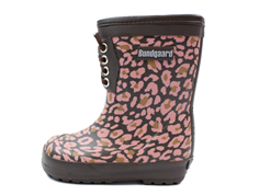 Bundgaard winter rubber boot rose leopard