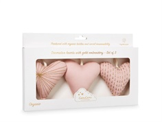 Cam Cam decorative hearts blossom pink