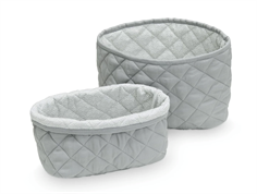 Cam cam storage basket 2-sets of gray